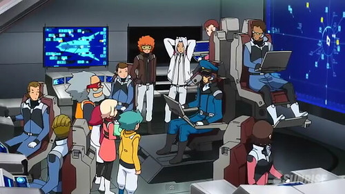 Mobile Suit AGE  Episode 10  D-Day  Youtube  Gundam PH (33)