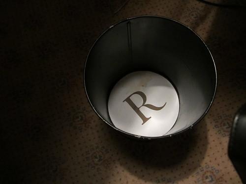 Renaissance KL - dustbin