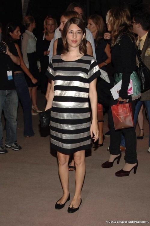 Sofia Coppola in Repetto