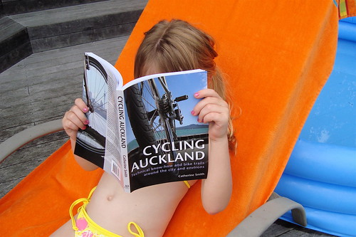 Cycling Auckland Book Review