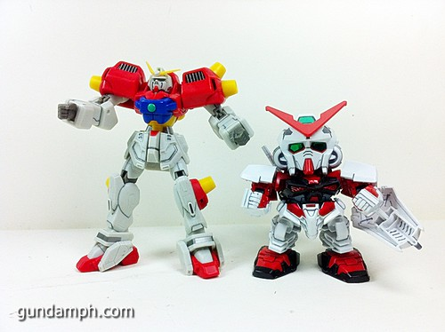 MSIA Devil Gundam First Form Unboxing Review Huge (42)
