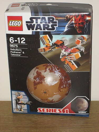 Selbulba's Podracer Review By Mutley777
