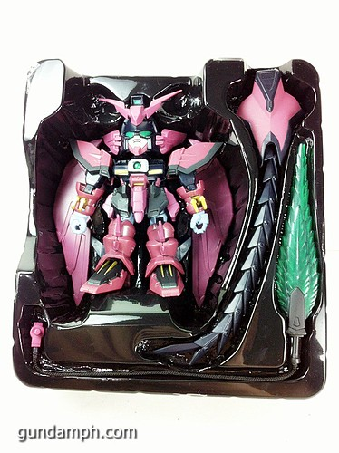 SD Gundam Online Capsule Fighter EPYON Toy Figure Unboxing Review (11)