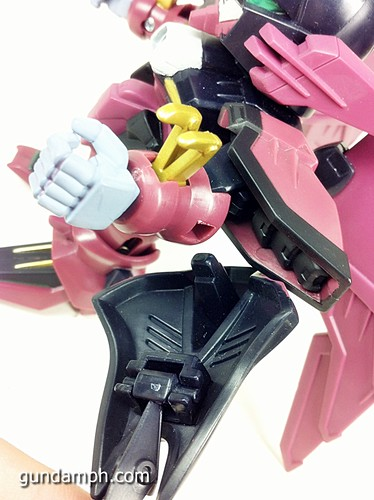 SD Gundam Online Capsule Fighter EPYON Toy Figure Unboxing Review (18)