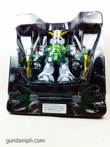 SD Gundam Online Capsule Fighter ALTRON Toy Figure Unboxing Review (7)