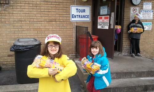 Schwebel Bread tour