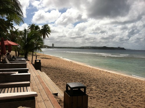 "The ""Beach"" Bar Guam"