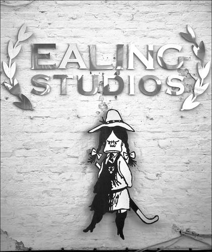 Ealing Studios / sign