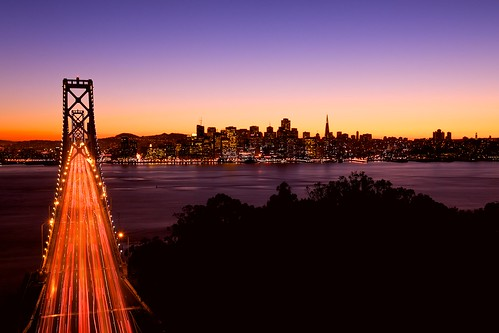 City of Blinding Light by twoeyes