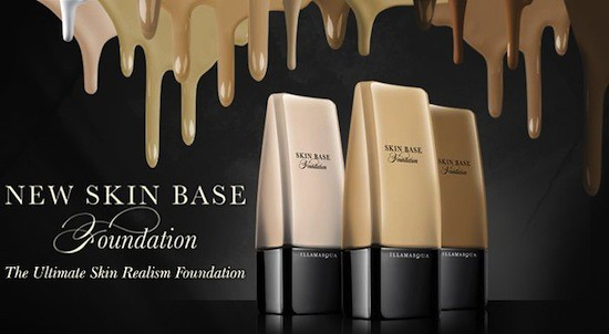 New Skin Base Foundation - Promotional Photo
