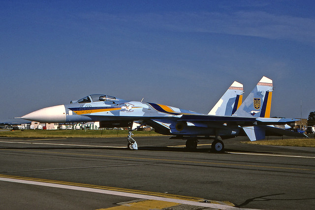 48 Ukraine Air Force