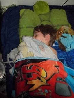 350/365 {2011} - Sick Boy