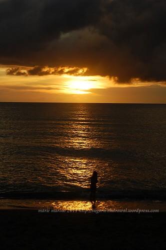Hinobaan sunset
