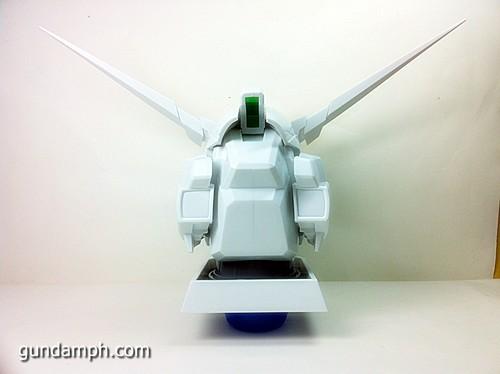 Banpresto Gundam Unicorn Head Display  Unboxing  Review (23)