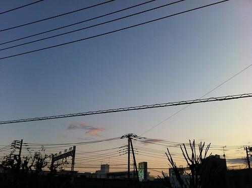 2011 Last Sunset by shugo01