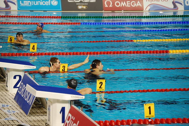 Skvortsov happy with his swim at Rijeka 2008
