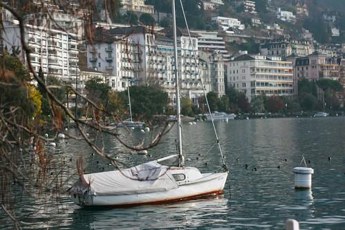 Lake Geneva, Montreaux