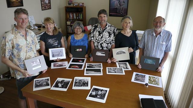 Folio Mini-Workshop Participants