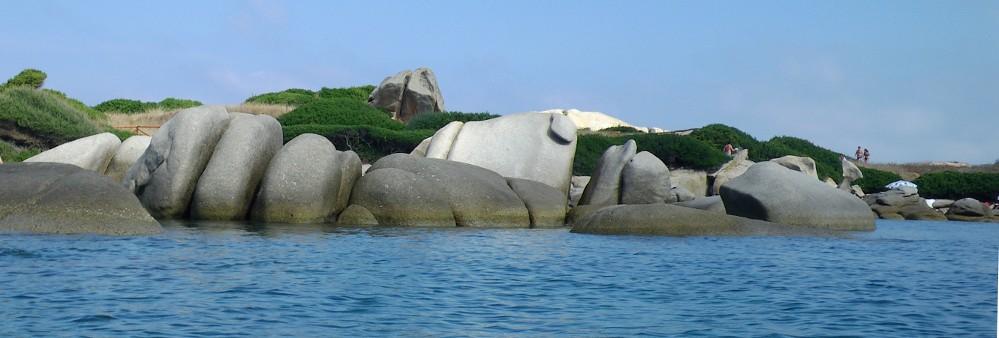 Capo Testa - I Graniti di Levante