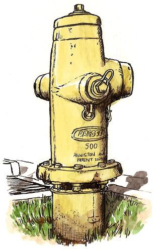 sketchcrawl 34 hydrant