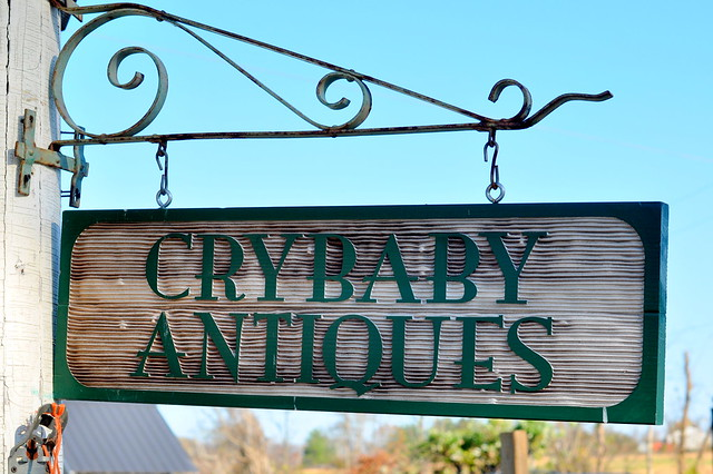 crybaby antiques