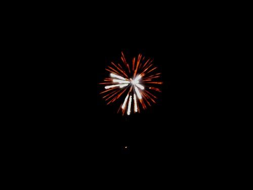 Sibu CNY fireworks 2