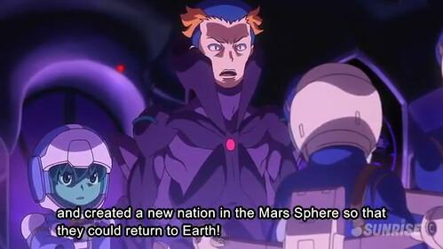 Gundam AGE Episode 15 Those Tears Fall in Space Youtube Gundam PH (39)