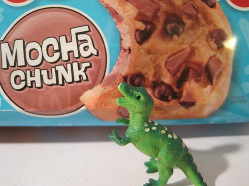 Chewy Chips Ahoy! Mocha Chunk Ice Cream Creations A Very Hungry Dinosaur