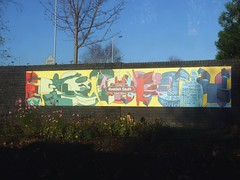 Friend of Reddish South mural