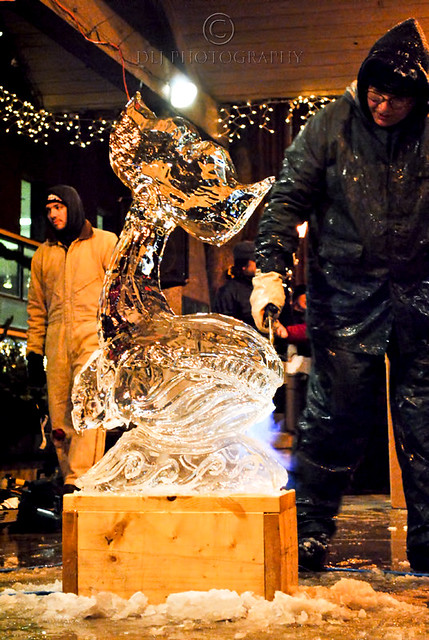 Ithaca Ice Wars
