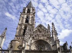 Église Notre Dame de Saint-Pere, Burgundy, France