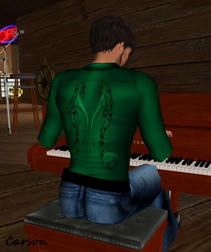 Wilson's Music Man back