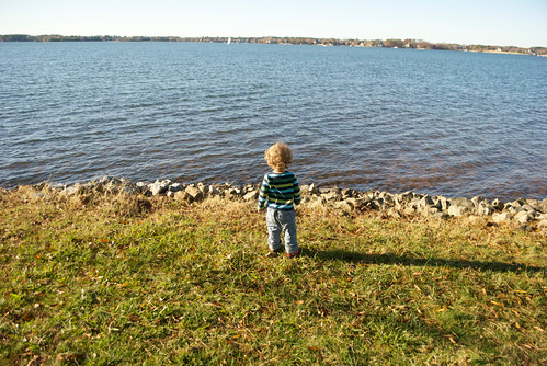 watching the sailboat