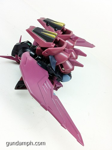 SD Gundam Online Capsule Fighter EPYON Toy Figure Unboxing Review (47)