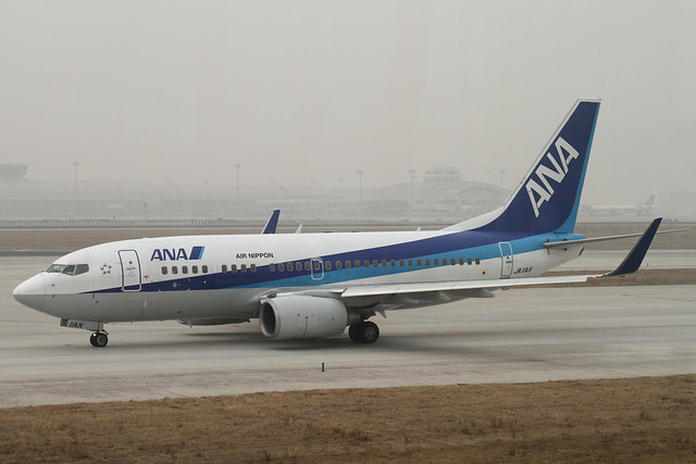 ANA B737-700(JA11AN)