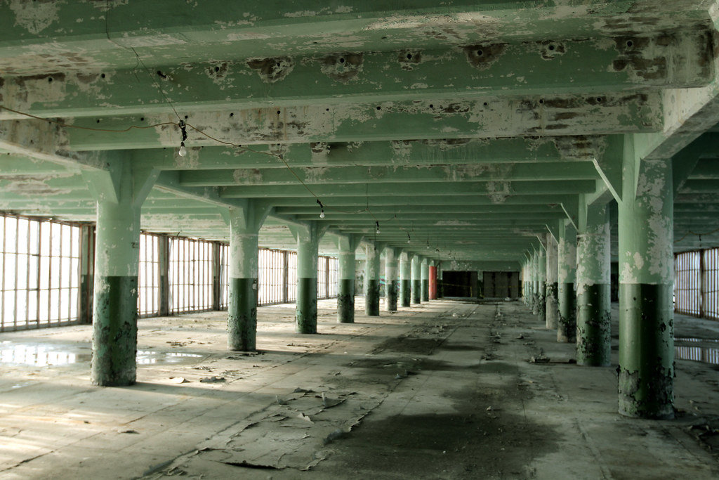 Third Floor - Imlay Street