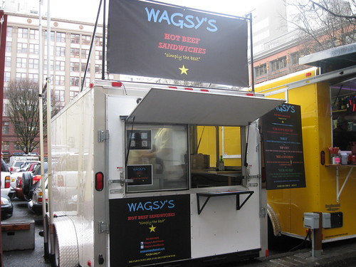 Wagsy's Hot Beef Sandwiches