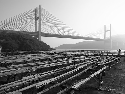 My first visit to Ma Wan, Hong Kong