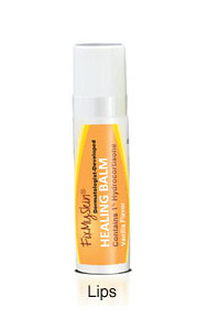FixMySkin Healing Lip Balm Vanilla with 1% Hydrocortisone