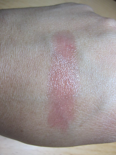 Swatch: Revlon's Lip Butter Peach Parfait