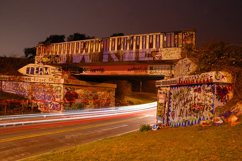 Graffiti Bridge - Pensacola, Florida