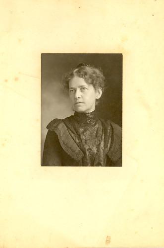 Sarah Howard Peirce, undated