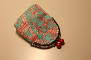 Second framed pouch attempt