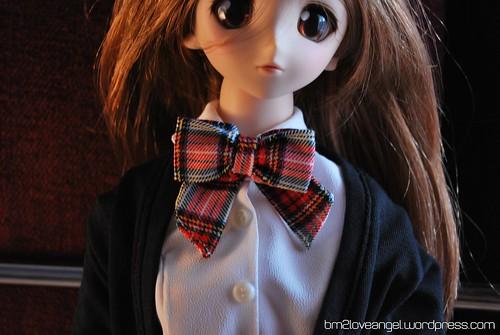 Yukino's school uniform