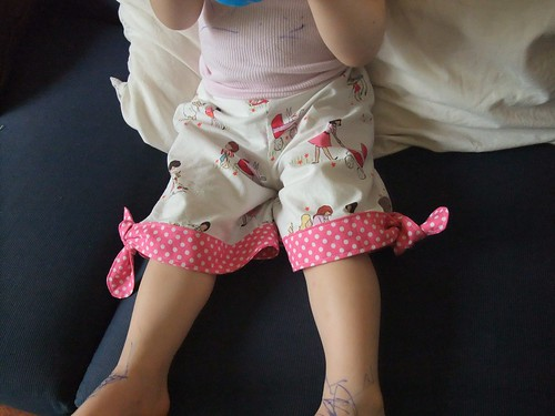 Knot Shorts 4