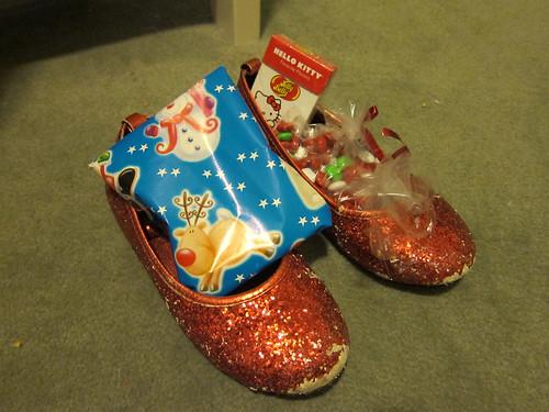 Christmas Elf Visit