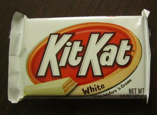 White Kit Kat (USA)