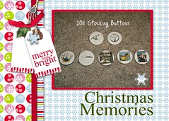 2011 Stocking Buttons
