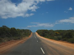 Drive through Margaret River