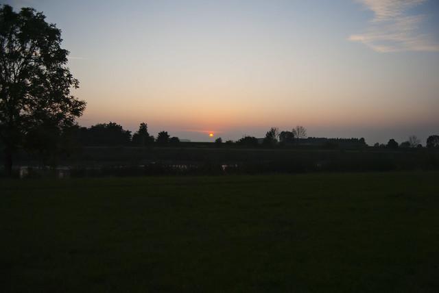 Puesta de sol II